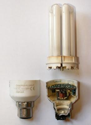 Send Your Light Bulbs To Washington Promoting The
